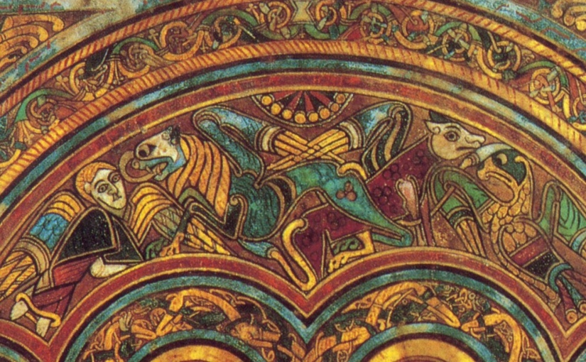 Ireland's Treasure: The Book OfKells