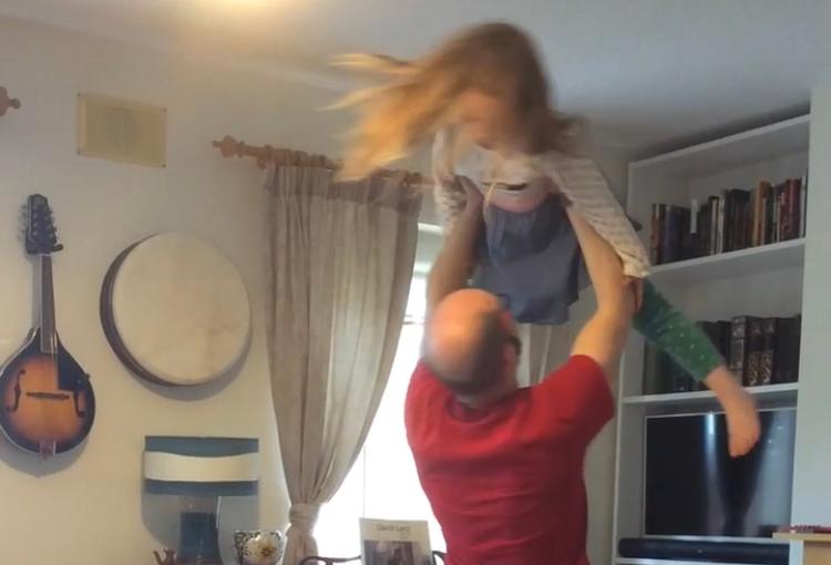 A Real Acrobat