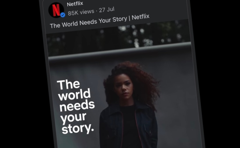 The World Needs YourStory