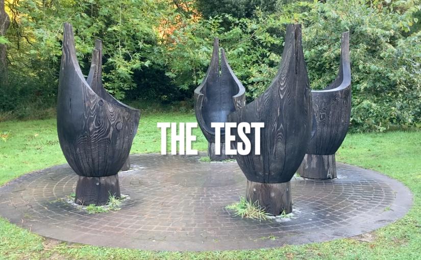 The Test // A Spoken WordPoem